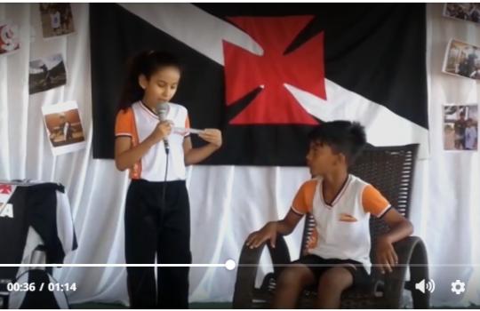Paulistanense que viralizou com camisa do Vasco ganha surpresa na escola 3bfd535fad71b